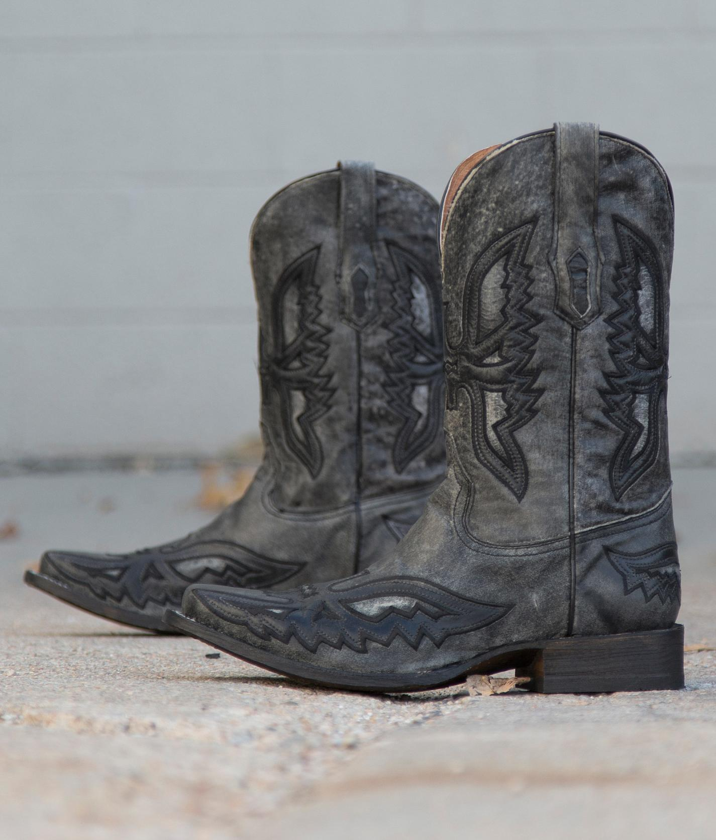 134746270b3 Corral Shaded Eagle Cowboy Boot from Buckle