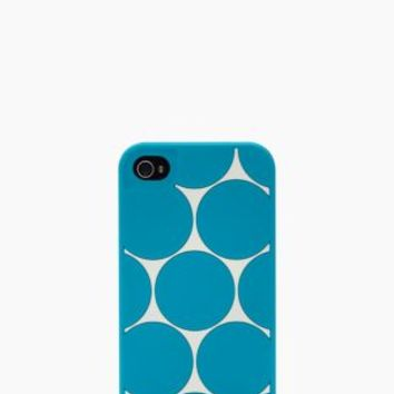 deborah dot silicone iphone 4 case - kate spade new york