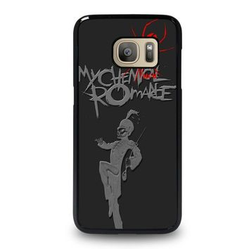 my chemical romance black parade 2 samsung galaxy s7 case cover  number 1