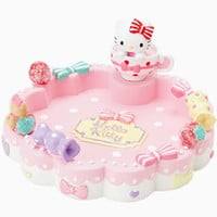 Hello Kitty Jewelry Storage Tray Jewelry Dish Strawberry SANRIO JAPAN