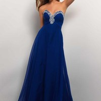Blush 9388 at Prom Dress Shop