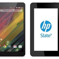 """HP Slate 1800 8GB 7"""" Android Tablet (Refurbished)"""