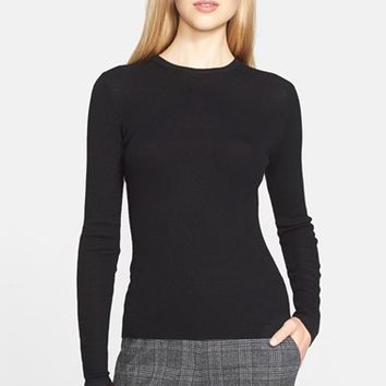 Women's Michael Kors Featherweight Cashmere Sweater,