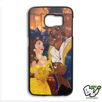 Beauty And The Beast Samsung Galaxy S6 Edge Case