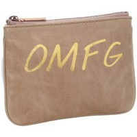 Rebecca Minkoff  Cory Omfg Cameo S576H01P Wallet,Cameo,One Size