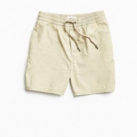 UO Parker Elastic Waist Chino Short | Urban Outfitters