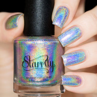Starrily Magic Rainbow Nail Polish