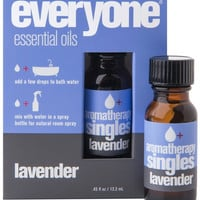 Everyone Aromatherapy Essential Oil - 0.45 oz (Lavender)