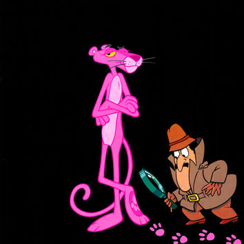 Trail of the Pink Panther 11x17 Movie Poster (1982)