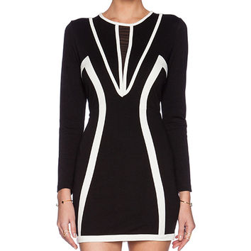 Wilde Heart Game Over Dress in Black