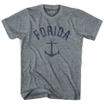 Florida State Anchor Home Tri-Blend Youth T-shirt