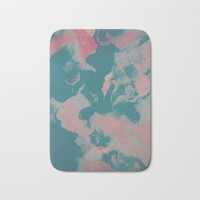 You Little Weirdo Bath Mat by duckyb