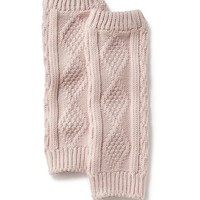 Old Navy Sweater Knit Leg Warmers Size One Size - Pink Elephant