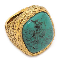 Miki Ring with Stone