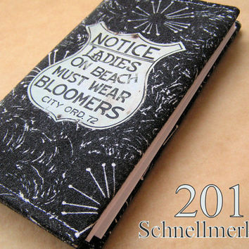 pocket calendar planner 2012 german adress book by Friesenliese