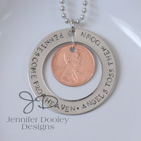 Pennies From Heaven Necklace