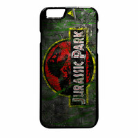 Jurassic Park 4 6234 iphone 6s plus Case