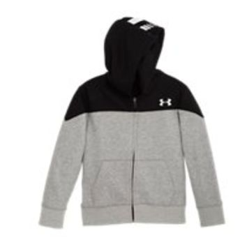 Under Armour Boys' Pre-School UA Crosswalk Fleece Hoodie