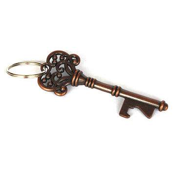 Fancy Skeleton Key Bottle Opener