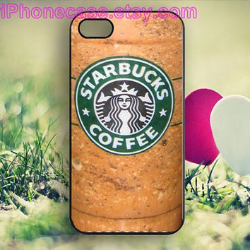 Starbucks Venti Mint Mocha Chip Frappuccino iPhone 4/4S case,Phone 5C case,Samsung Galaxy S3/S4/S5 Cover,iPhone 5/5S case,Cell Phone-L74