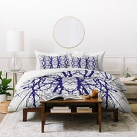 Holli Zollinger Tree Silhouette Duvet Cover