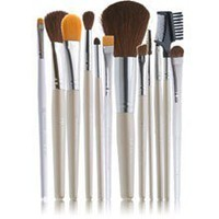 Essentials Professional Complete Set of 12 Brushes from e.l.f. Cosmetics | Buy Essentials Professional Complete Set of 12 Brushes online