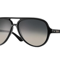 Ray-Ban CATS 5000 CLASSIC Black, RB4125 | Ray-Ban® USA