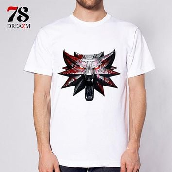 3 t-shirt men film New Funny Design T shirt Hipster Printed Short Sleeve white Tops Tees