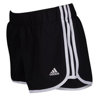 adidas M10 Shorts - Women's at Lady Foot Locker