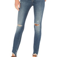 J Brand Maria High Rise Skinny in Revoke Destruct | REVOLVE