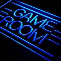 Game Room Neon Sign (LED)