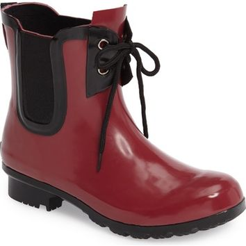 roma Waterproof Chelsea Rain Boot (Women) | Nordstrom
