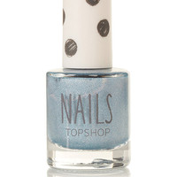 Holographic Nails in Moondance - New In This Week - New In - Topshop