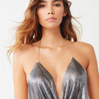 Out From Under Second Glance Chainmail Bodysuit   Urban Outfitters