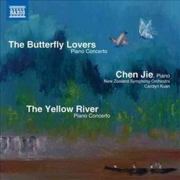 CREYCY2 BUTTERFLY LOVERS CTO/YELLOW RIVER CTO