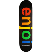 ENJOI SPECTRUM DECK-8.0 BLACK
