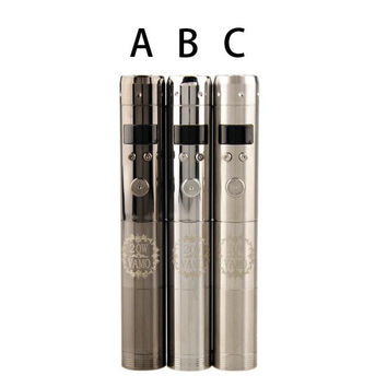 Vamo V6 kit ecig vamo v6 VW mod operating Wattage 3W-25W electronic cigarette starter kits DHL 0211101