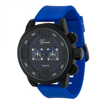 Men's Sports Watch - Blue