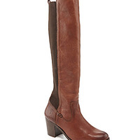 Frye Janis Gored Tall Boots - Whiskey