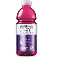 Vitamin Water Zero Revive Fruit Punch 20 oz Bottles - Case of 24
