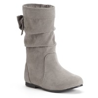 Toddler Girls' Slouch Boots