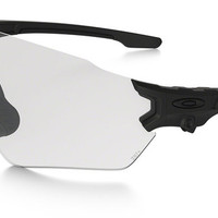 Oakley SI Industrial Tombstone Spoil with Matte Black Frame and Clear Lens