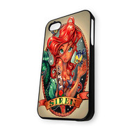 Ariel The Little Mermaid Princess iPhone 5/5S Case