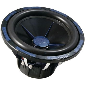 "Power Acoustik Mofo X 2ohm Subwoofer (12"" 2700 Watts 270oz Magnet)"