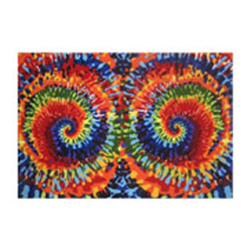 Fun Rugs Home Decorative Area Rug Tie-Dye Fun -39 X 58