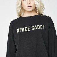 Space Cadet Long Sleeve Flloyd T-Shirt