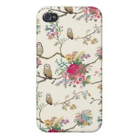 Floral Owl from Zazzle.com