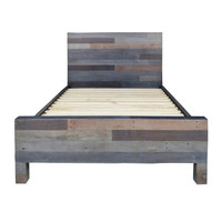 Vintage King Size Bed - Moe's Home Collection