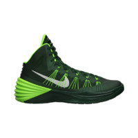 Nike Hyperdunk 2013 Team Men's Basketball Shoes - Gorge Green