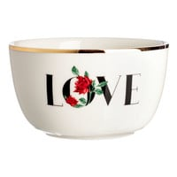 H&M Porcelain Bowl with Motif $9.99